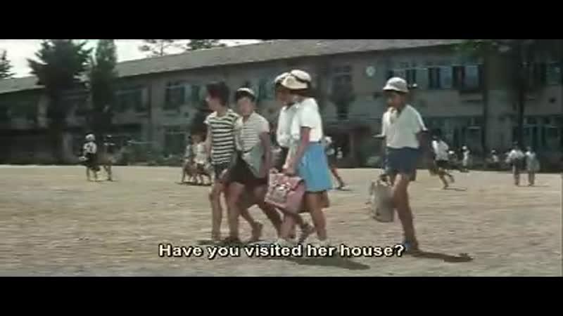 Беги Гэнта беги Run Genta Run Hadakakko 1961 Япония драма дети в кино