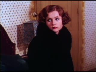 Виолетта Нозьер (Violette Nozière, 1978), режиссер Клод Шаброль