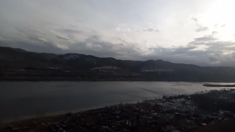 Красноярск Академгородок 22 03 20