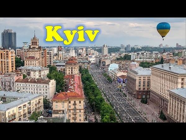 Kyiv is the capital of Ukraine