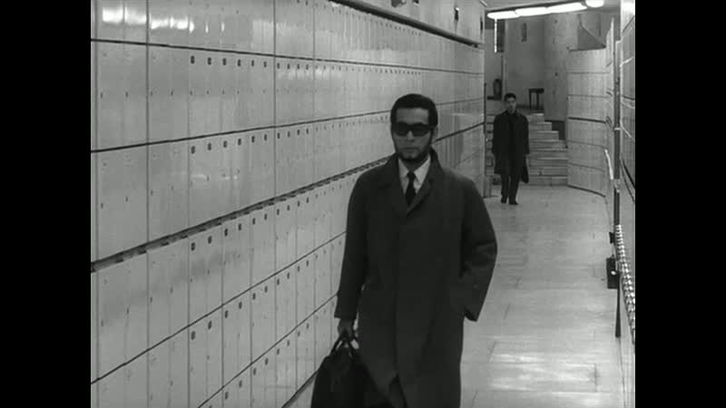 """Чужое лицо"" 1966, фантастика, драма Хироси Тэсигахара"