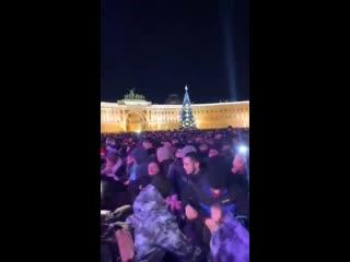 Новый Год в Санкт-Петербурге NR