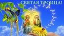 Святая Троица! Красивые поздравления со Святой Троицей! Музыкальная открытка!