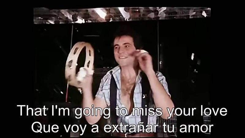 Please Don't Go - Por favor no te vayas - KC and the Sunshine Band ( ingles - español HD - HQ )