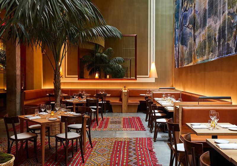 Интерьеры красивых отелей со всего мира от фотографа Nicole Franzen || 02
