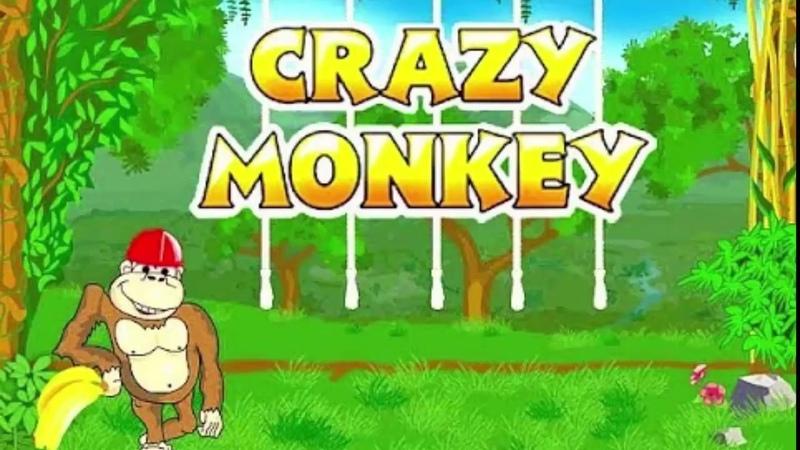 Сказочное везение в Казино Вулкан 😂 Расчехлил слоты Crazy Monkey 😂 Игровые автоматы онлайн стрим