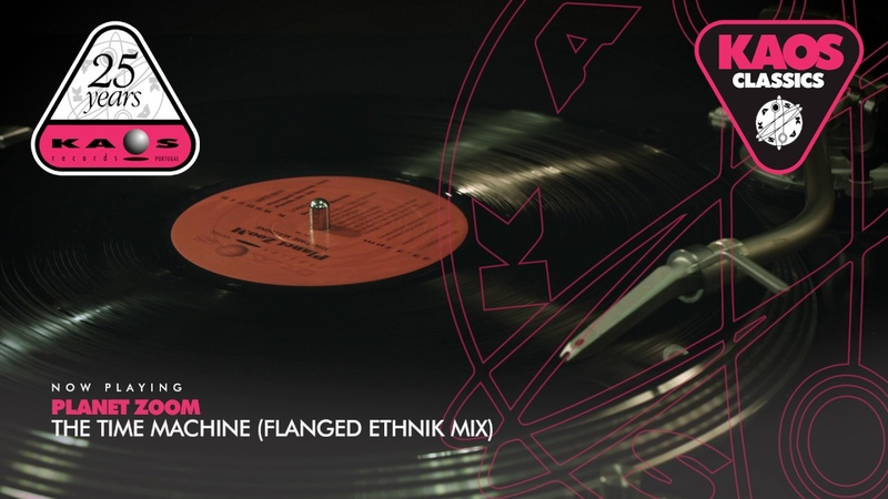 Planet Zoom - The Time Machine (Flanged Ethnik Mix)