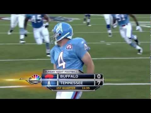 TennesseeTitans V.S BuffaloBills Fake Punt