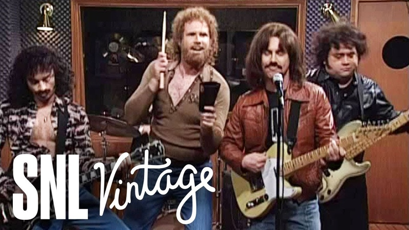 More Cowbell SNL