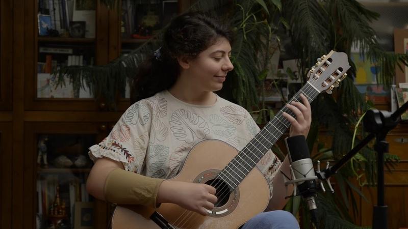 Yemen Türküsü Aman Avcı Arr Bekir Küçükay Guitar Suyla Polat