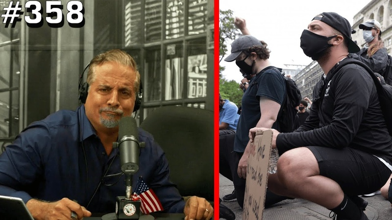 White People Kneeling Gives Me a Sick Feeling Nick DiPaolo Show 358