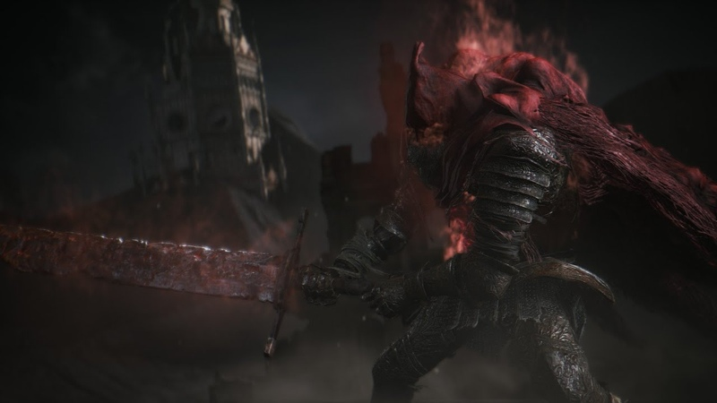 No Death Challenge - Dark Souls 3, ALL Bosses included DLC, part 3