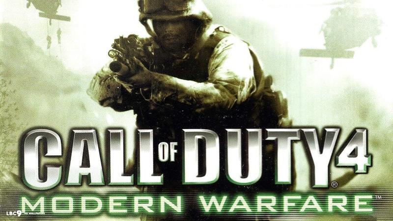 прохождение Call of Duty 4 Modern Warfare ГРЕХИ ОТЦОВ