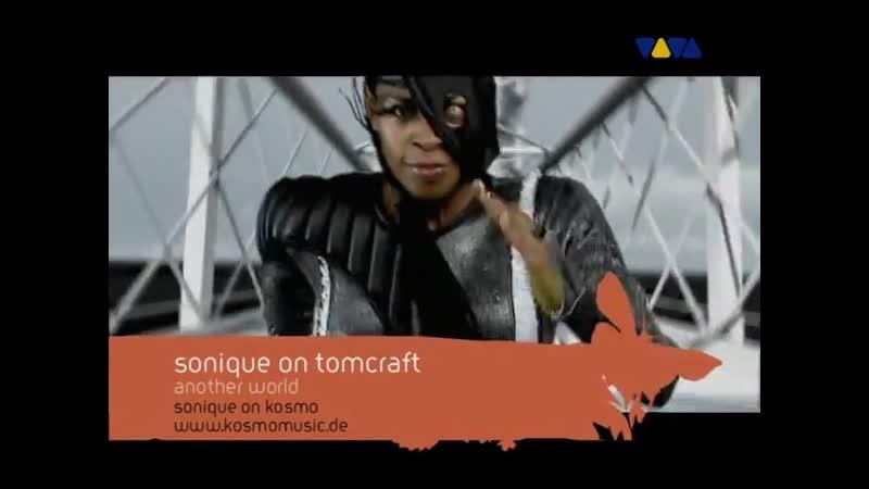 Sonique On Tomcraft Another World VIVA TV
