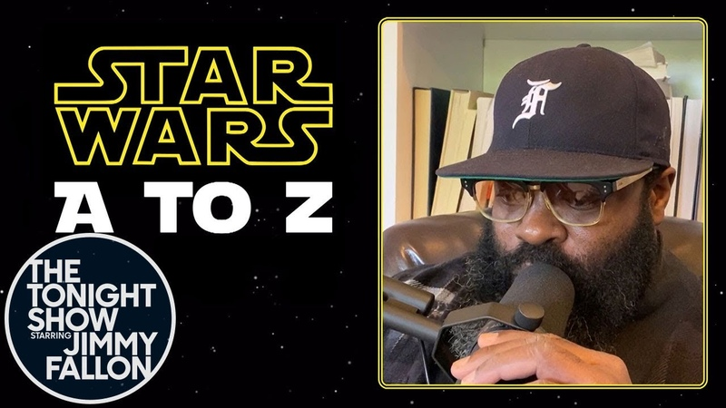 The Roots' Tariq Trotter's Star Wars Day Quarantine Rap