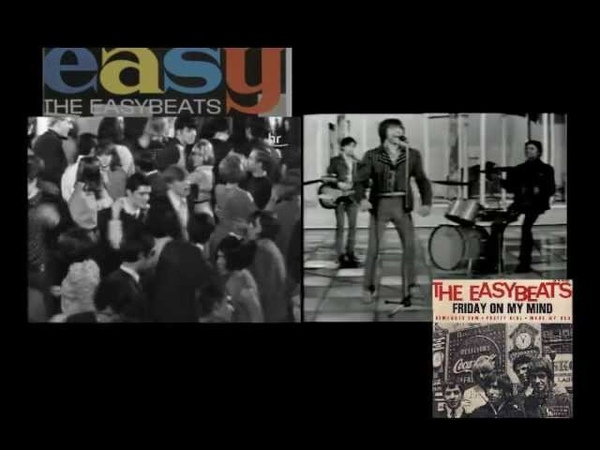 The EasyBeats - Friday On My Mind (PIP)(1967)