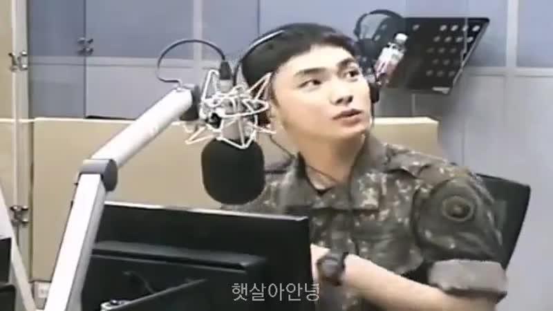 190716 Кибом на радио 국방FM (2)