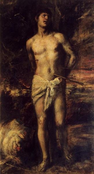 «Святой Себастьян», Тициан