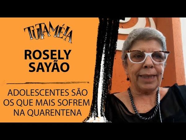 Tutaméia entrevista Rosely Sayão