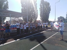 Сильнейшая семейная команда Липецкого района по ГТО живёт в селе Хрущёвка (фото)