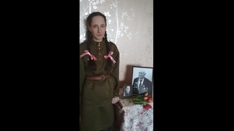 Алёна Горячева Баллада о маленьком человеке Р Рождественский ИРООИРО Белый Гранат