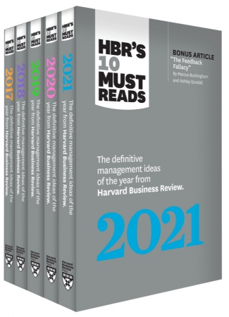 5 Years of Must Reads from HBR