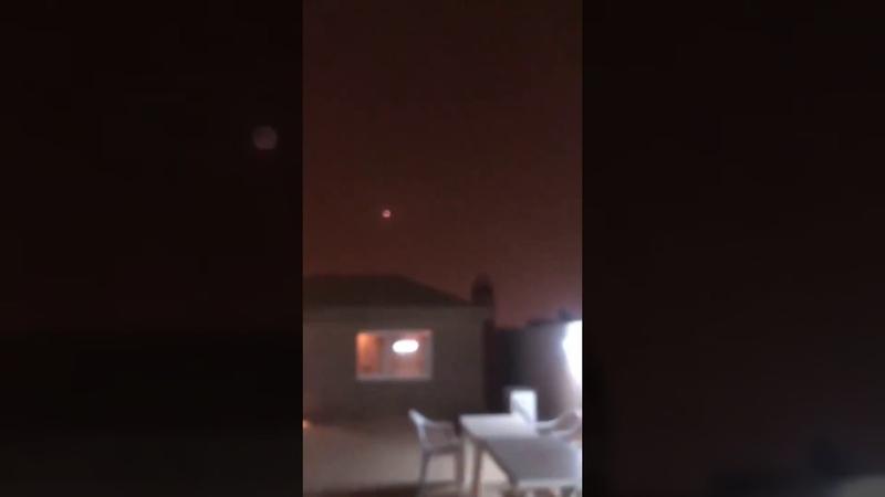 Braking news Two missiles fired in Riyadh Saudi Arabia المملكة العربية السعودية الرياض
