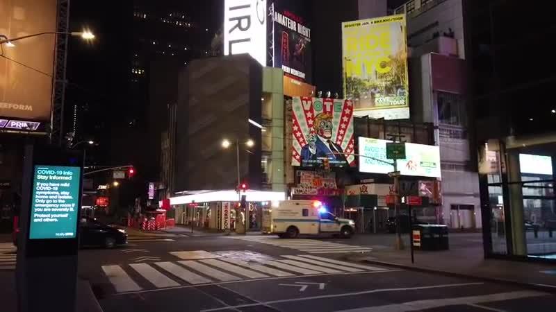 Жизнь во время эпидемии Как нью йоркцы благодарят врачей и другие зарисовки из жизни города