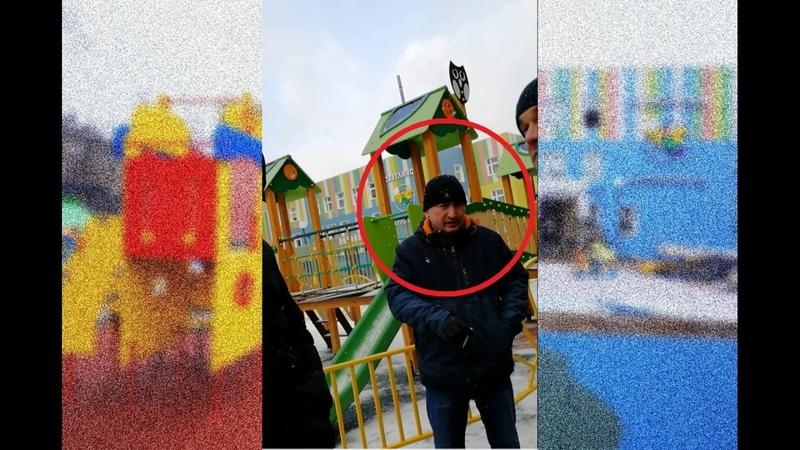 Ходыревские боевики в Королеве или Как гопники переростки шалят в Наукограде