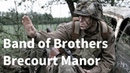 Band of Brothers Brecourt Manor Gun Battery Assault Explained