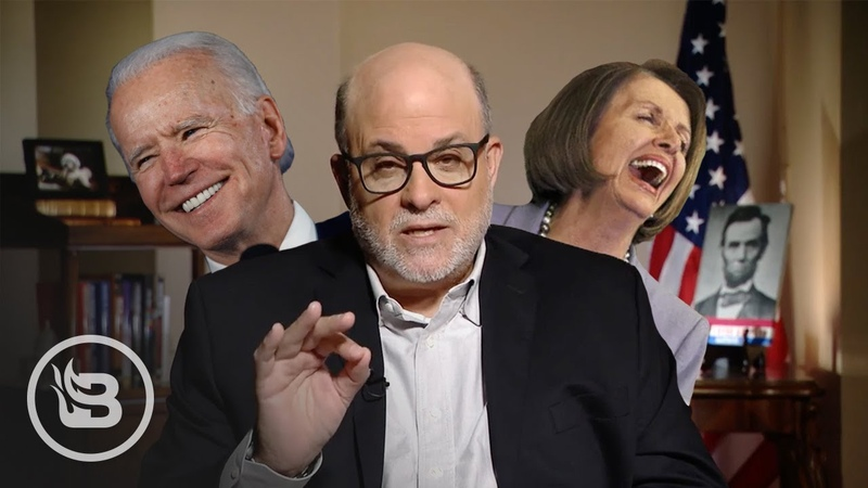 Mark Levin This is the Democrats' Plot to Destroy Your Vote