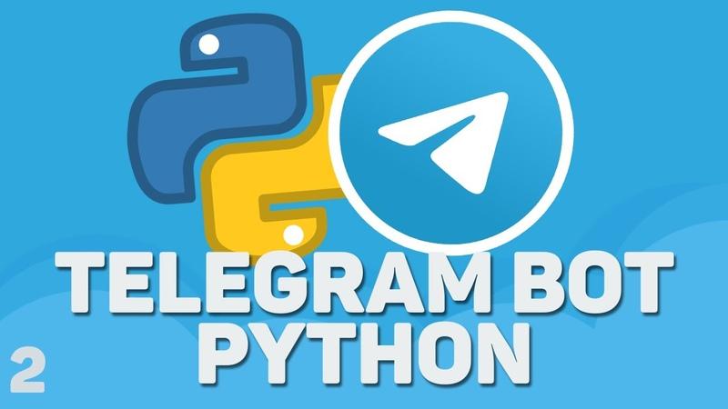 Telegram Bot PYTHON 2 Команды и кнопки Inline Reply
