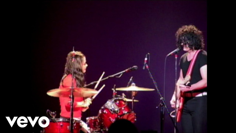 The White Stripes - Ball and Biscuit (Live at Shibuya-AX, Tokyo, Japan - 10222003)