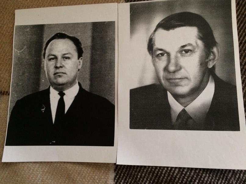 Валентин Иванович Телятников и Борис Михайлович Изоренко