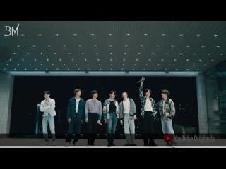 RUS SUB BTS - Boy With Luv + Spring Day + Mikrokosmos @ Dear Class Of 2020