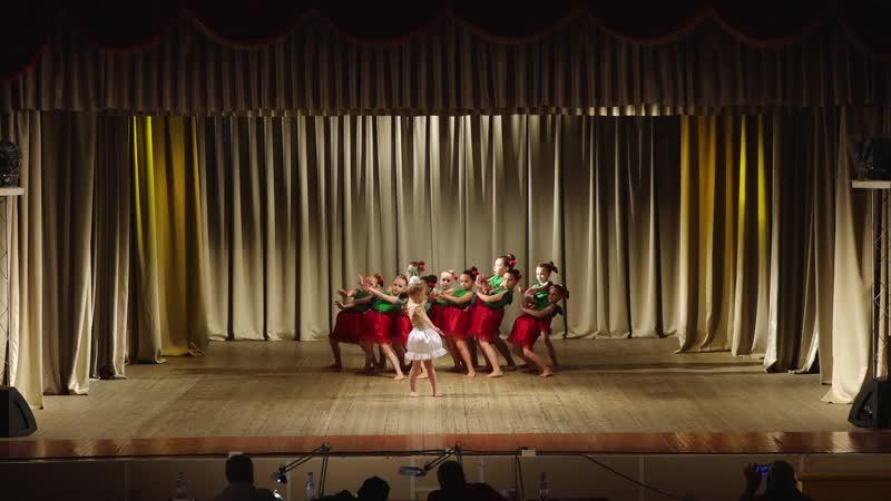 Танцевальная мастерская СТРаНа Вот это компот
