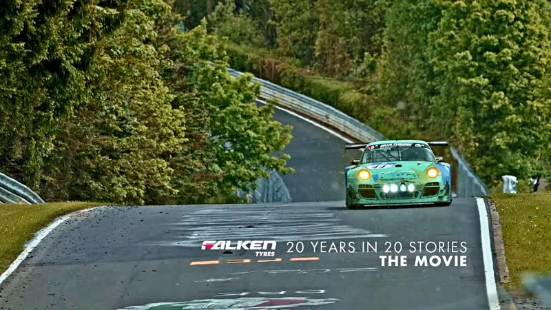 Falken 20 Years in 20 Stories