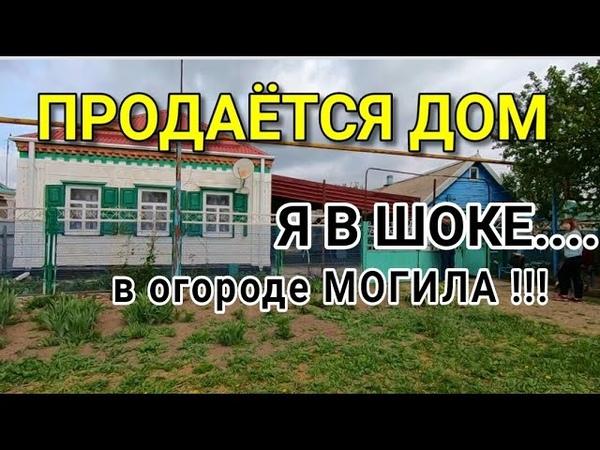 МОГИЛА В ОГОРОДЕ Подбор Недвижимости от Николая Сомсикова