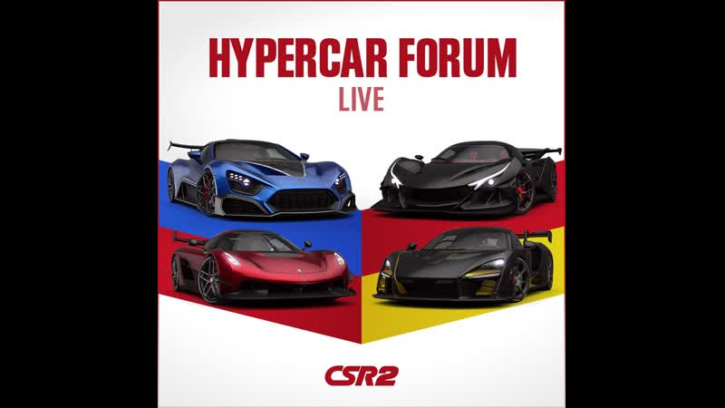 HyperCar Forum is now live