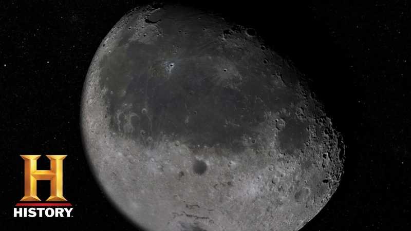 Ancient Aliens The Hollow Moon Season 11 History