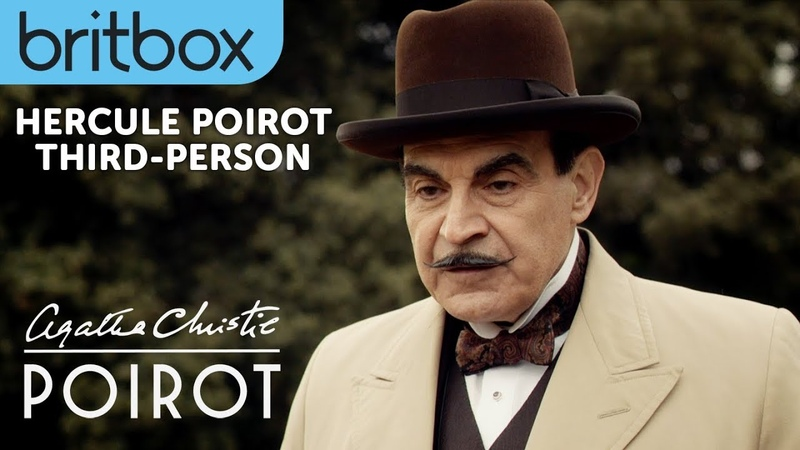 The Reason Poirot Refers to Himself in the Third Person | Agatha Christies Poirot