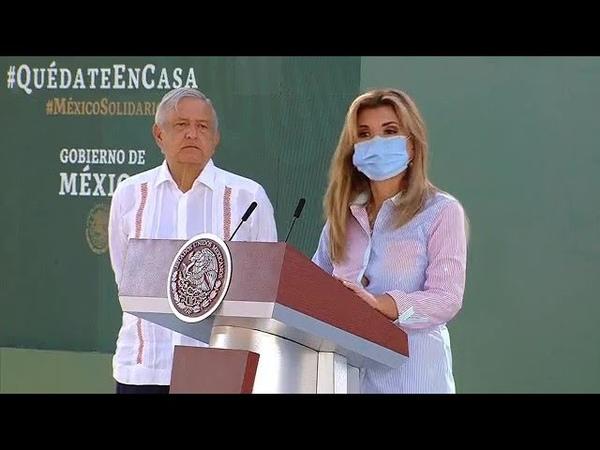 Mañanera Andr s Manuel López Obrador Cd Obregón Sonora 6 Agosto 2020 COVID19