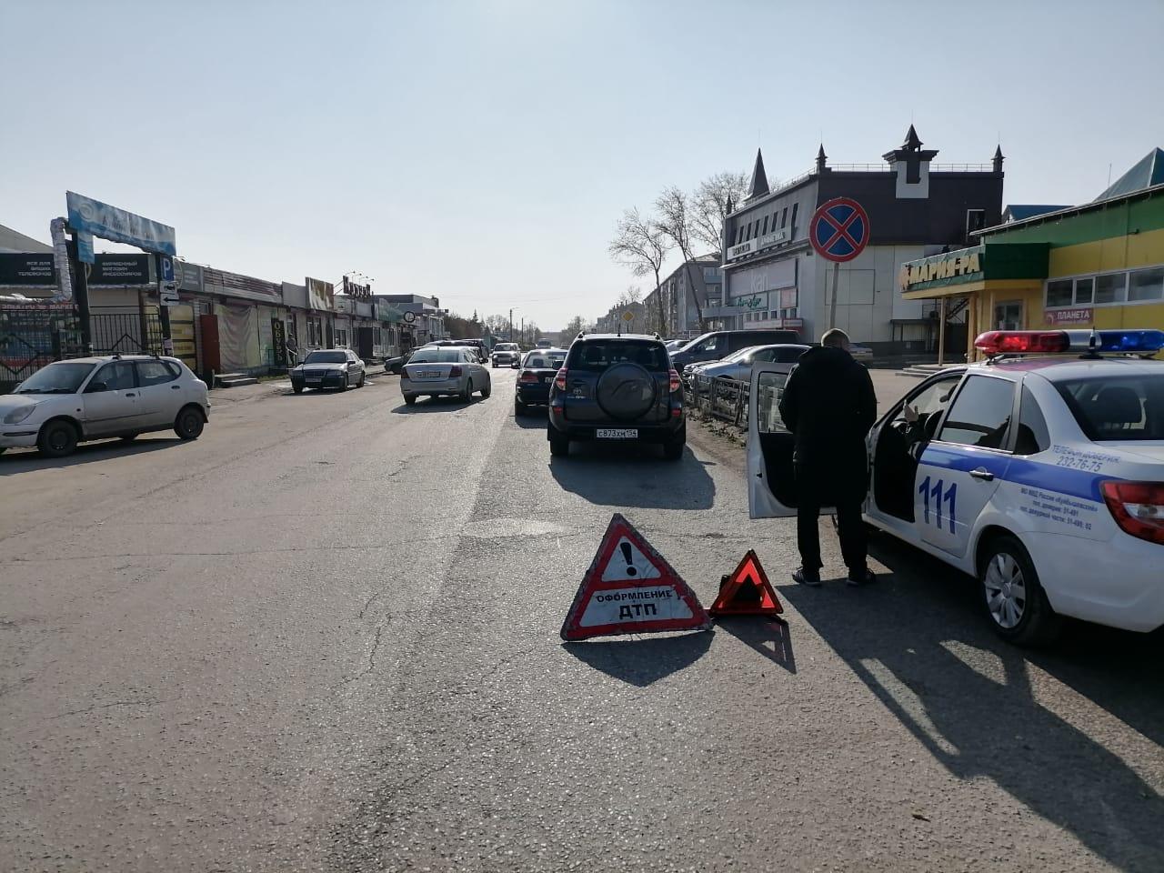 10 ДТП произошло в Куйбышевском районе с 29 сентября по 05