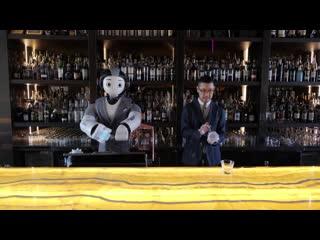 В Южнои Корее появился робот-бармен