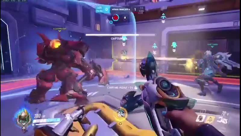 Everyone might've seen this already but the Symmetra teleporter strategy on Volskaya is awesome Credit Goes to my friend u Squi