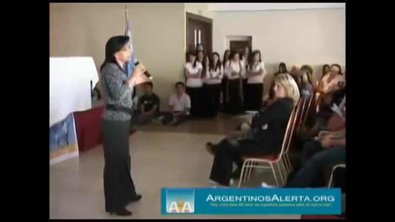 Amparo medina desenmascara a la ONU