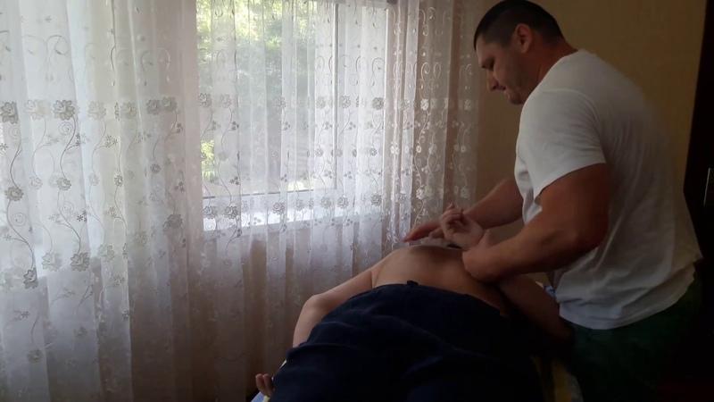 Пять минут и ты здоров Костоправ снял функциональные блоки и долголетние боли пропали