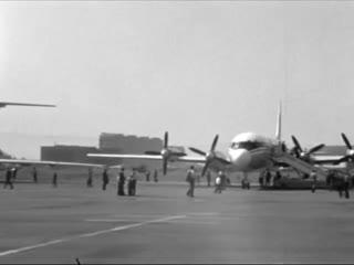 День авиации в аэропорту Красноярск, 1982 год