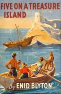 Five On A Treasure Island (Famous Five Collection)