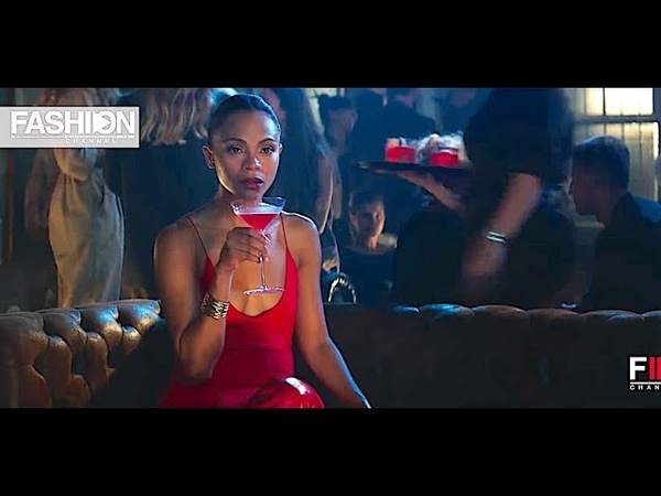 CAMPARI The Legend of Red Hand Short Movie Fashion Channel